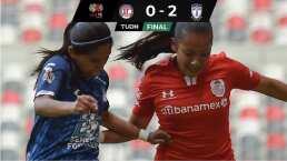Las Tuzas le pegaron 2-0 a Toluca en el infierno y repuntan
