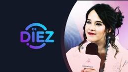 #DeDiez: Ximena Sariñana, ¿ha hecho algo 'cashi sin querer'?