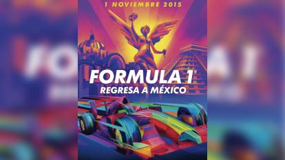 Formula 1, poster 2015.