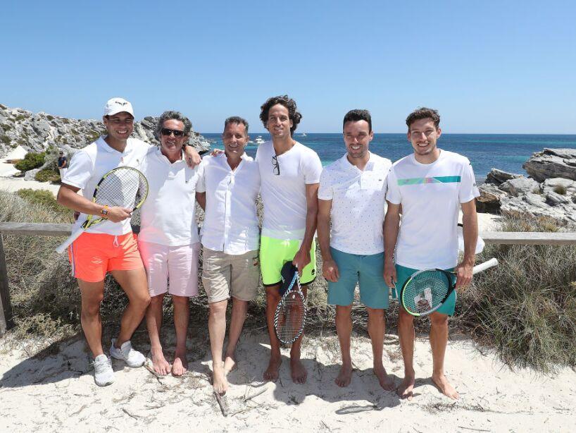 2020 ATP Cup - Perth: Previews