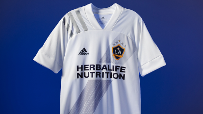 Estos son los uniformes que cada equipo portará para la vigésimo quinta temporada de la MLS. | LA Galaxy