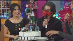 Este fue el deseo de cumpleaños del exitoso productor de 'Cuéntamelo ya!'