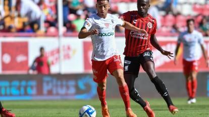 Se vivió un partido intenso y emocionante en Aguascalientes donde Necaxa se impuso 3-2 ante Xolos en juego plagado de goles.
