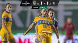 Tigres campeonas del Guard1anes 2020 MX Femenil