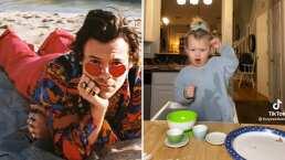 Niñita baila al ritmo de 'Watermelon Sugar'; seguidores afirman que será la futura bailarina de Harry Styles
