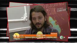 Diego Luna habla de sus proyectos