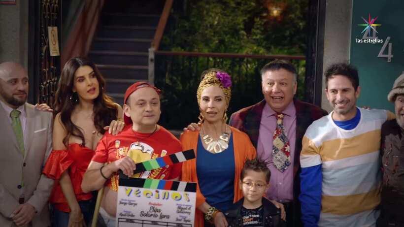 El elenco de 'Vecinos' arranca las grabaciones de su nueva temporada