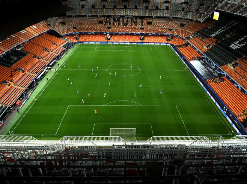 Valencia CF v Atalanta - UEFA Champions League Round of 16: Second Leg