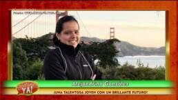 Alejandrina González, la mexicana que impactó a la empresa de Steve Jobs