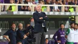 Carlo Ancelotti estalla y critica los vestidores del San Paolo