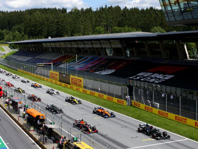 F1 Grand Prix of Styria