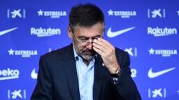 Bartomeu, dispuesto a dimitir si Messi dice que sigue en el Barcelona