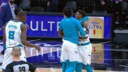 Charlotte Hornets remontó a los Sacramento Kings