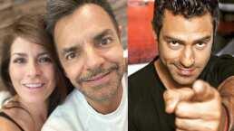 Ari Borovoy se lleva a Alessandra Rosaldo de gira y Eugenio Derbez 'hace fiesta' porque se quedará solo