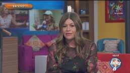 """""""Se me hizo fácil"""": Martha Figueroa se disculpa con hijo de Erika Buenfil por cambiarle el nombre"""