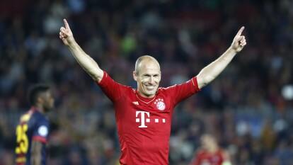 - El Bayern Múnich y el Barcelona se enfrentaron en las Semifinales de la UEEFA Champions League en la edición 2012-2013 y el conjunto alemán despedazó a la escuadra española.<br>- ¡Revive aquella historia de hace 7 años!</br>