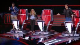 Revive los mejores momentos del programa 3 de audiciones de La Voz Kids