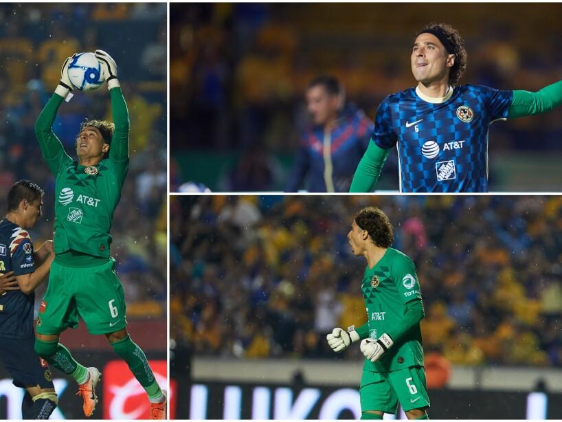 Guillermo Ochoa reapareció en Liga MX.jpg