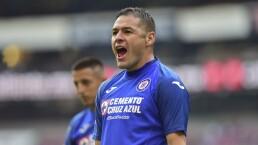 ¡Vuelve a la titularidad! Aguilar regresa con Cruz Azul tras ocho meses