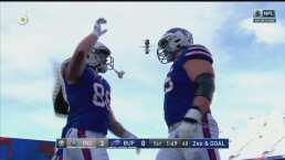 Allen saca jugada de la chistera y Bills toma ventaja ante Colts