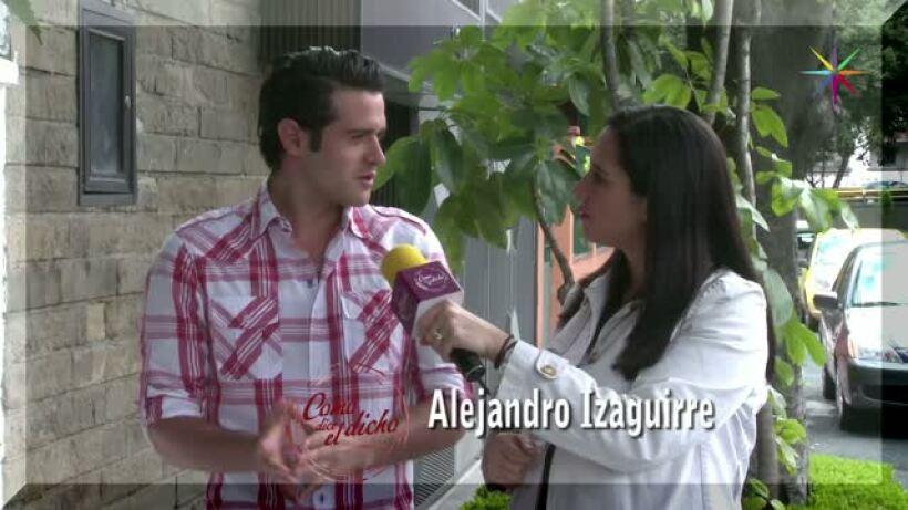 ¡El Cobarde es León en su Casa y Liebre en la Plaza: Alejandro Izaguirre!
