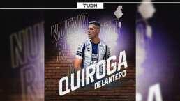 Pachuca quiere goles y hace oficial el fichaje de Mauro Quiroga