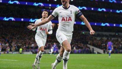 El Tottenham vino de atrás para remontarle dos goles al Olympiacos en el regreso de José Mourinho a la Champions League.