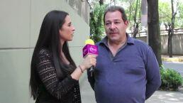 ¡Jorge Ortín no acepta a la novia de su hijo!