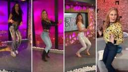 Las Netas Divinas encienden TikTok al ponerse a bailar una salsita al ritmo de Celia Cruz