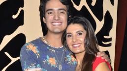 Madre e hijo comparten créditos: Mayrín Villanueva y Sebastián Poza se demuestran su amor