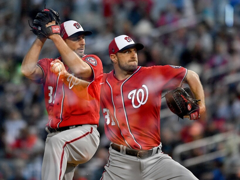 Washington Nationals v Houston Astros