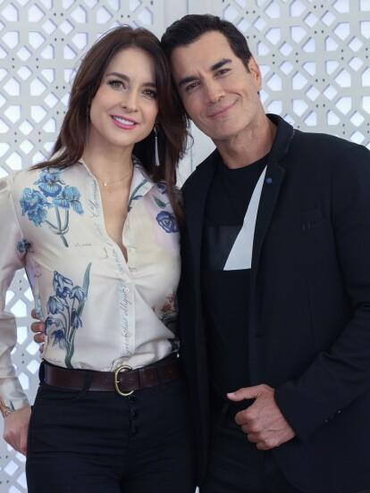 El productor Nicandro Díaz alista su nueva telenovela que llevará por nombre 'El Amor Cambia de Piel', que protagonizarán Susana González y David Zepeda. A continuación, te presentamos en fotos al elenco completo de la telenovela.
