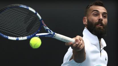 El tenista francés Benoit Paire se va a perder el US Open por coronavirus