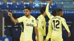 La impresionante marca defensiva que suma el 'Atleti' en La Liga