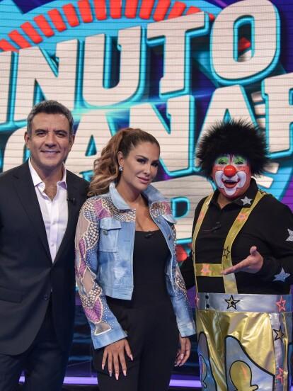 Ninel Conde y Chuponcito fueron los invitados especiales del noveno programa de Minuto Para Ganar VIP. A continuación, te compartimos cómo se vivió en imágenes.