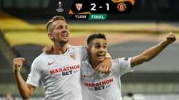 ¡Sexta Final! Sevilla es el rey de Europa League y vence a United