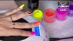 Nuevas tendencias en uñas: Del color neón y el 'efecto humo' hasta los picos o conos