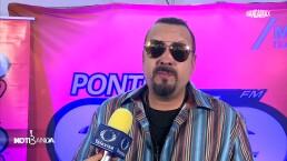 Pepe Aguilar graba con su hija y su difunto padre, Antonio Aguilar