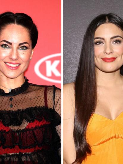 Aunque ahora son grandes estrellas y han tenido roles protagónicos en televisión, cine o teatro, te mostramos cómo se veían estas actrices cuando eras niñas.