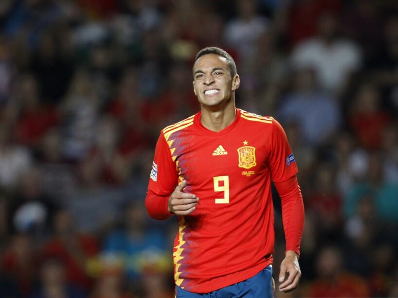 Spain Croatia Nations League Soccer