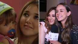 Sherlyn y Azul Guaita se reencuentran tras casi dos décadas de haber actuado como madre e hija en 'Clase 406'