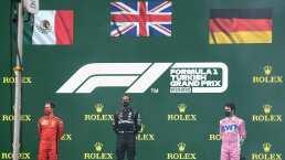 Tremendo error de la Fórmula 1 con Checo Pérez