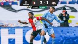 ¡No Guti, no party! El PSV pierde sin el mexicano