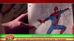 VIDEO: La evolución de Spiderman en el cine y televisión