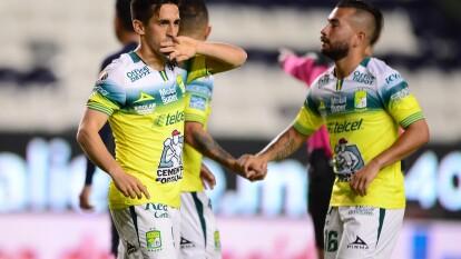 León toma el control del futbol mexicano, momentáneamente, tras llegar a 21 puntos luego del triunfo 2-1 ante Pumas de la UNAM.