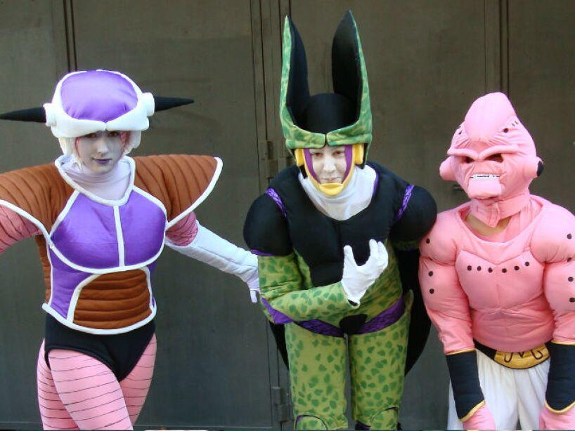 Los mejores disfraces de Dragon Ball Z en la web  d07553b45996