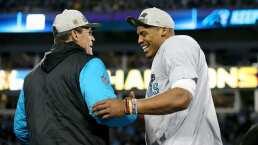 Ron Rivera sugiere no apostar contra Cam Newton