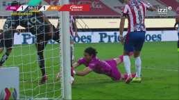 ¡Osote! Toño Rodríguez comete el error y Querétaro marca el 1-1