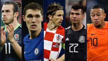 No es un contagio, simplemente sucede cuando los jugadores son cedidos a las selecciones de sus países en fechas FIFA, corriendo el riesgo de lesionarse.