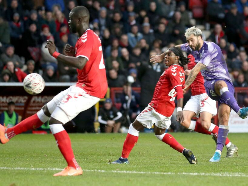 Charlton Athletic v West Bromwich Albion - FA Cup Third Round